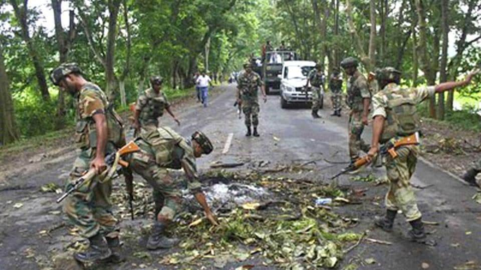 There have been several encounters between the rebel group and security forces. The India-Myanmar border has been sealed temporarily and a massive counter operation is underway.