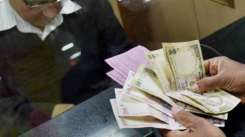 Demonetisation,Currency ban,Large cash deposits