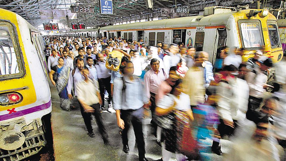 Mumbai,MMRDA draft plan 2036,suburban rail network