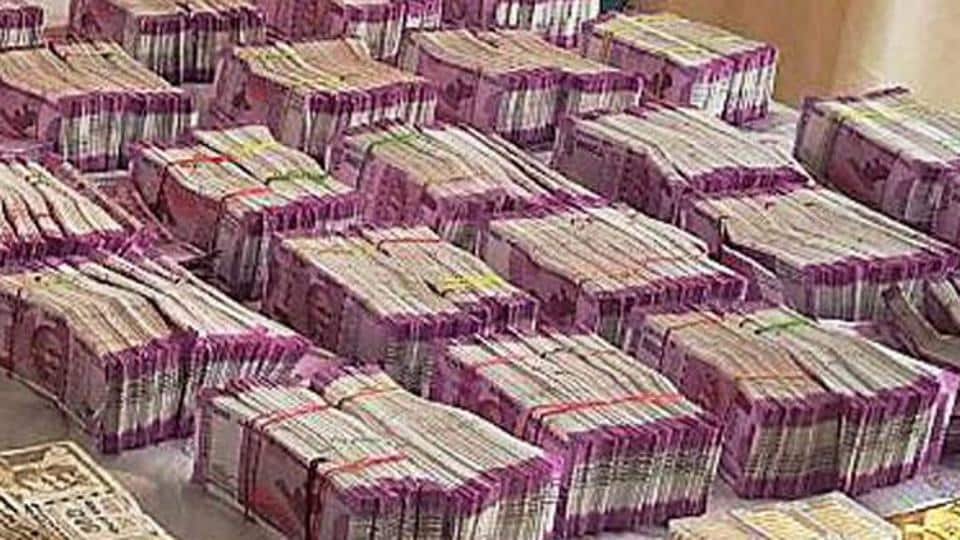 The Anti-Corruption Bureau nabbed three government-appointed employees red handed while accepting a bribe of Rs 1.70 lakh.