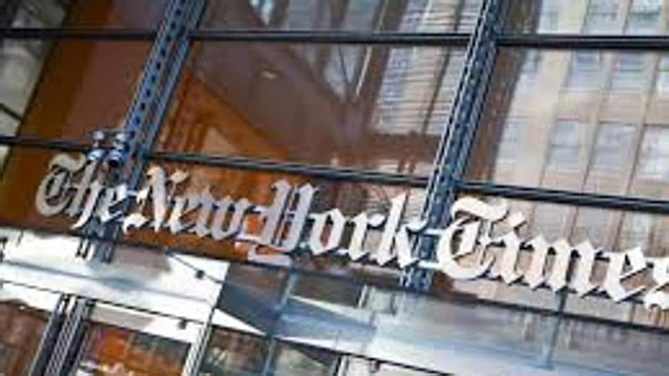 A Twitter account belonging to the New York Times reported that Russia intended to launch a missile attack against the US.