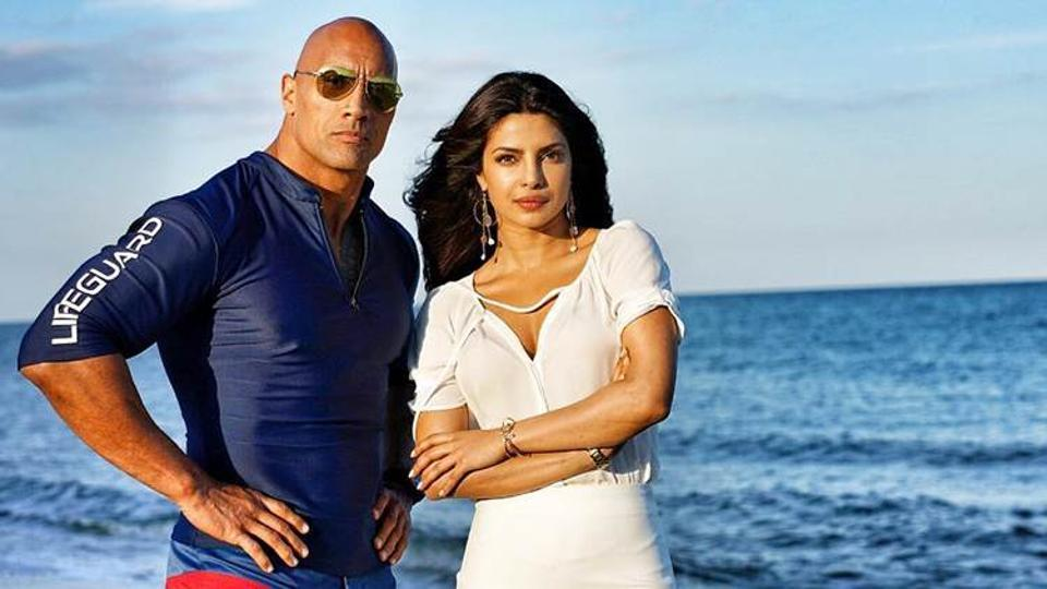 To this, the Quantico  star said, when 'The Rock' will come to India, she will make sure that the ABCD 2 star gets to meet him.