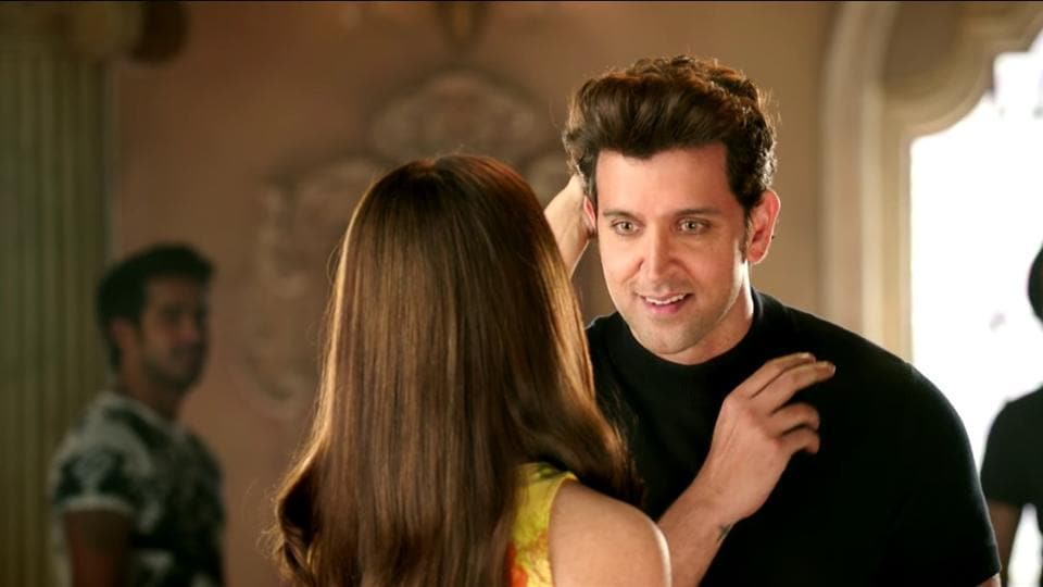 Hrithik Roshan plays a blind man in his upcoming film Kaabil.