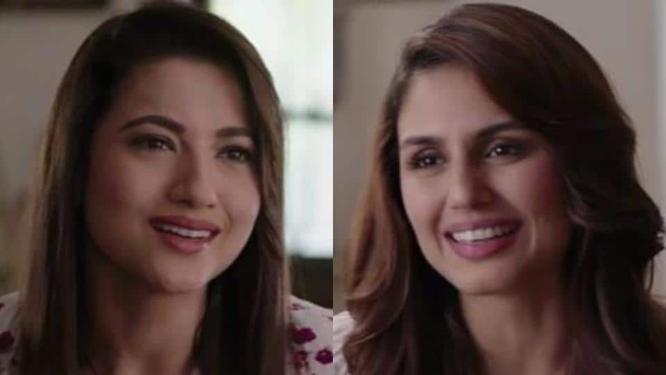 Raina played by Huma and Shubha played by Gauahar are both in love with Vidhu, and the movie revolves around how things go when the two women end up meeting one fine afternoon.