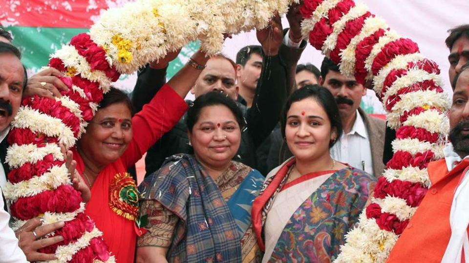 Lucknow Cantt,Aparna Yadav,Rita Bahuguna Joshi