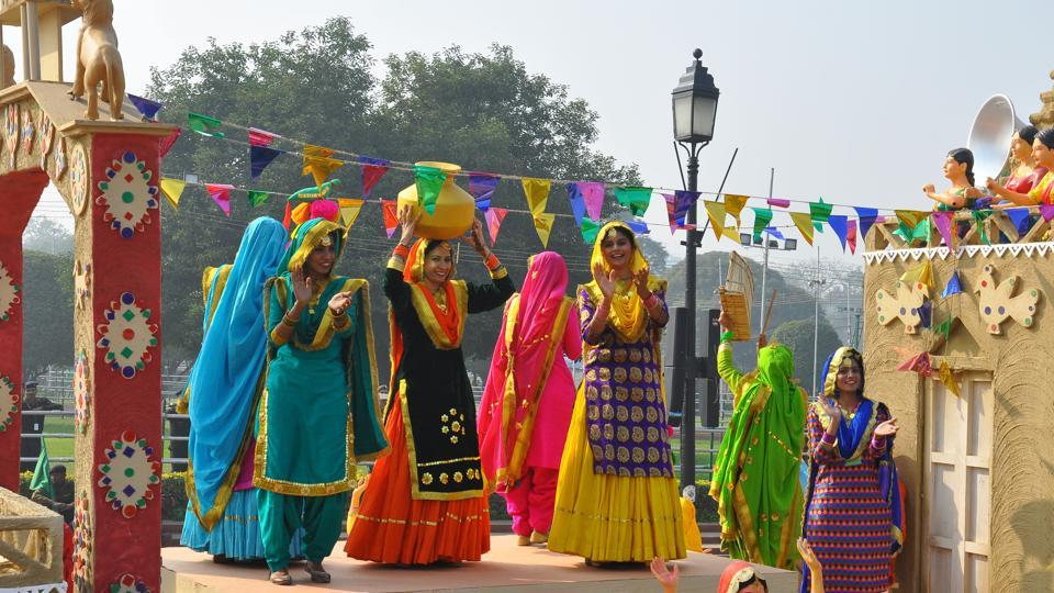 "The Punjab government will showcase its folk dance ""jago"" at the January 26 Republic Day parade in New Delhi."