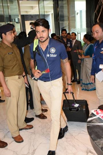 Manish Pandey has performed well for India and the T20I series is an exciting opportunity for him to seal place in the ODI team as well (Manoj Yadav / HT Photo)