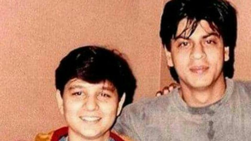 Falguni Pathak worked with Shah Rukh Khan in 1996 for a tour.