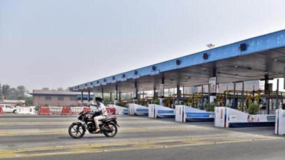 The DND flyway in Noida.