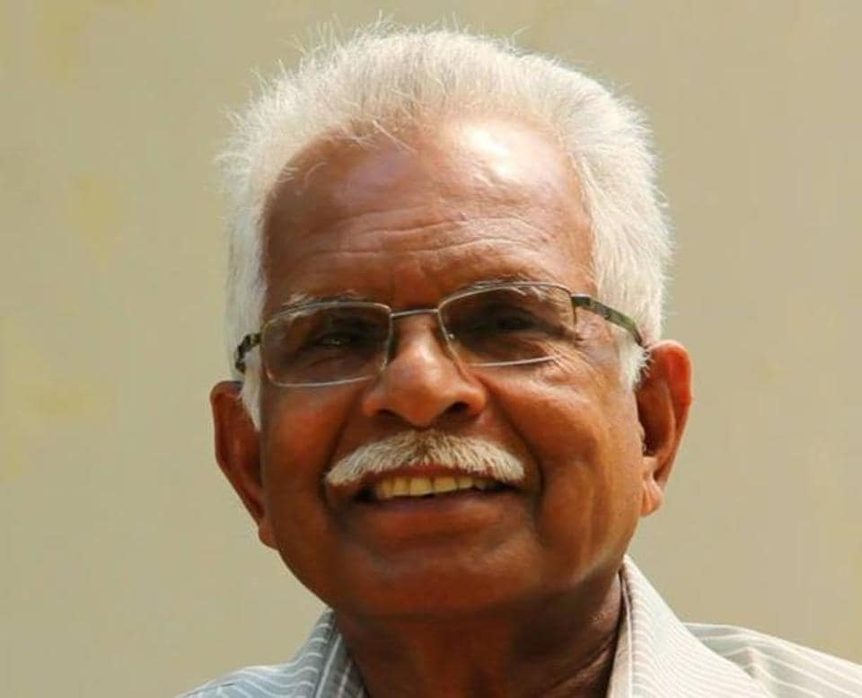 Ramachandran was scheduled to attend a rally at Bhangar on Monday.