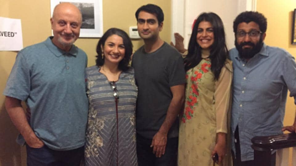 The Big Sick is Anupam Kher's 500th film.