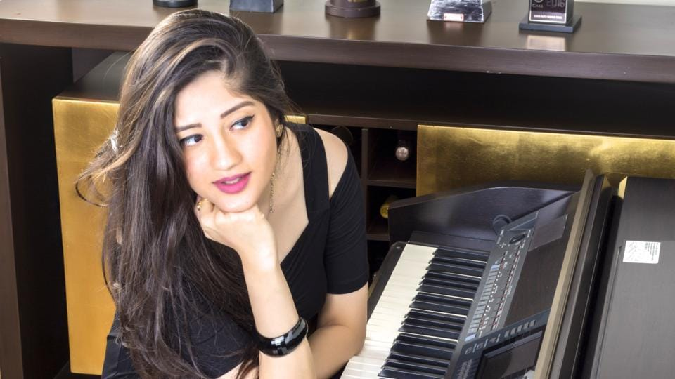 Anmol Malik says she has been writing songs since she was 13-years-old.