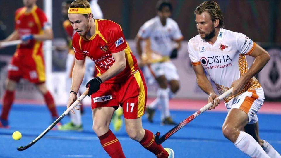 Hockey India League,Kalinga Lancers,Ranchi Rays