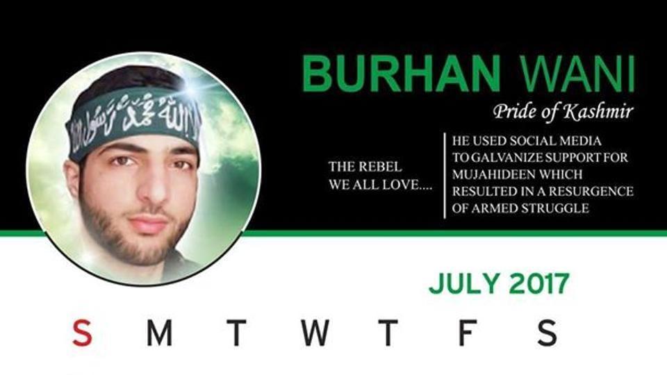 Kashmir unrest,Kashmir calendars,Kashmir protests