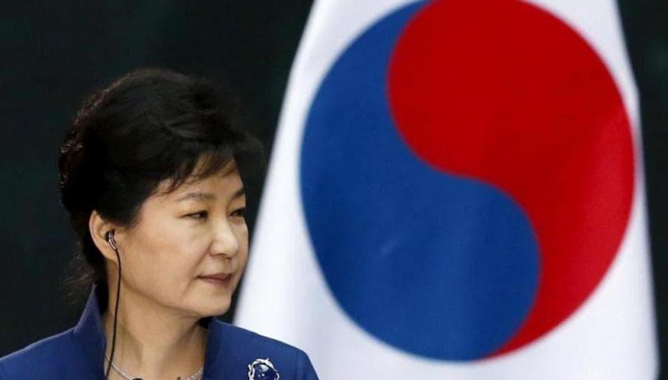 South Korea,President Park Geun-Hye,South Korea corruption scandal