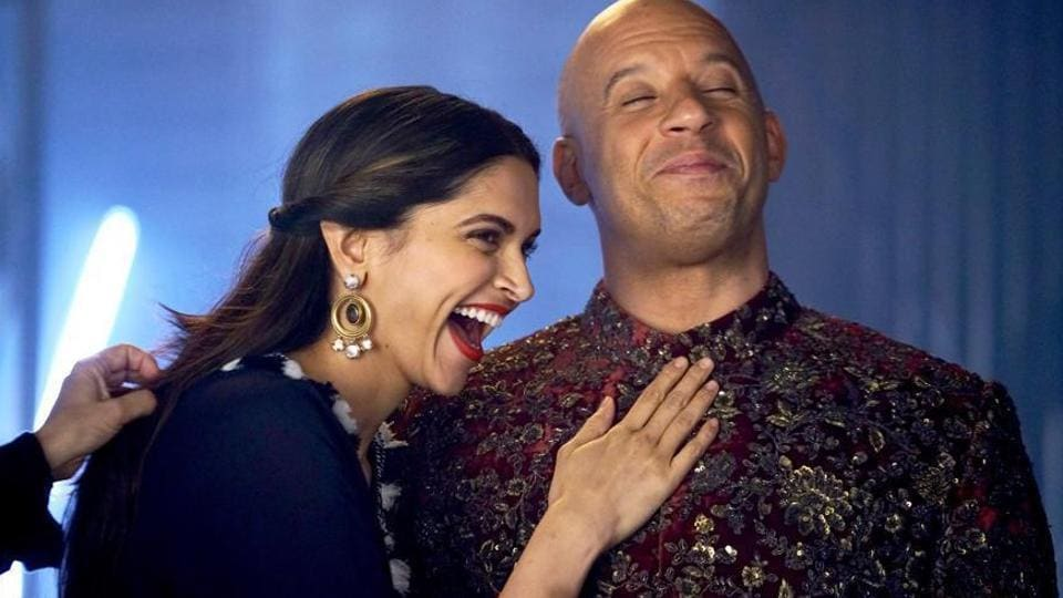 """Deepika Padukone revealed she has a big crush on Hollywood action star Vin Diesel and said that in her head, she has """"amazing babies"""" with him, while on US chat show, The Ellen DeGeneres Show."""