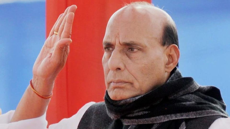 Rajnath Singh will campaign for BJP  in Punjab on 24, 25 January.