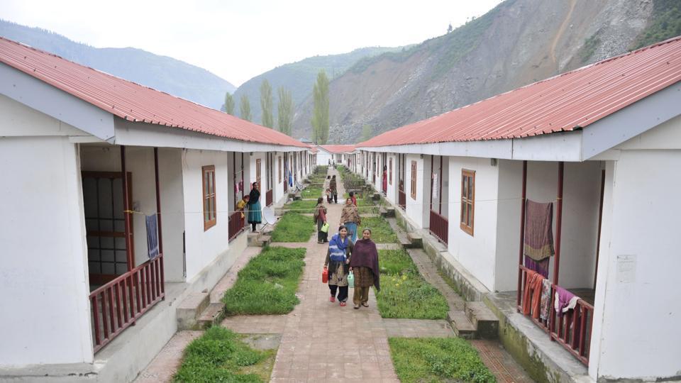 Jammu and Kashmir,Kashmiri Pandits,Home Ministry