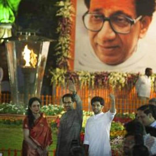 Late on Sunday night, the Shiv Sena even indicated it might go separate ways, as Thackeray told his city-based office bearers to fight in a way that the party does not need anyone and the Sena gets a mayor on its own strength, party sources said.