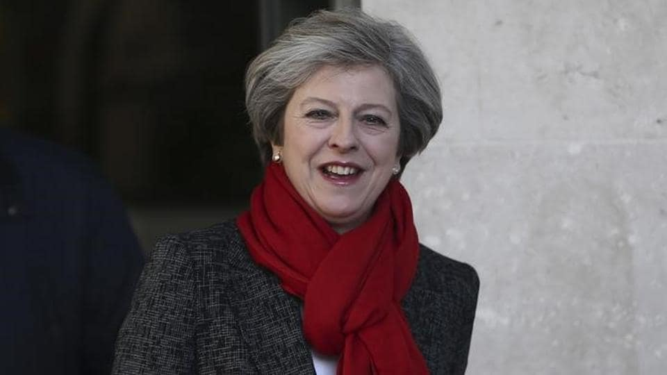Theresa May,UK prime minister,Britain's nuclear deterrent system