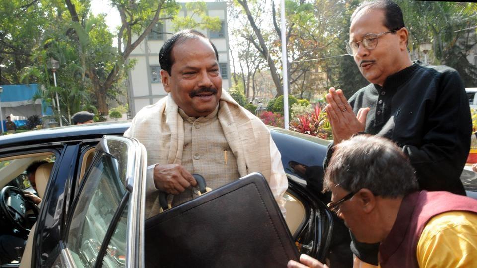 Raghubar Das,Budget,Jharkhand