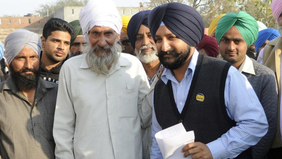 Punjab polls,SAD,Harinder Pal Singh Chandumajra