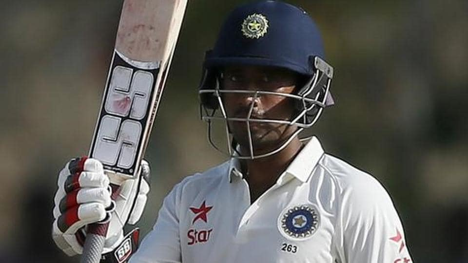 Wriddhiman Saha scored a brilliant century for Rest of India against Gujarat in the Irani Cup.