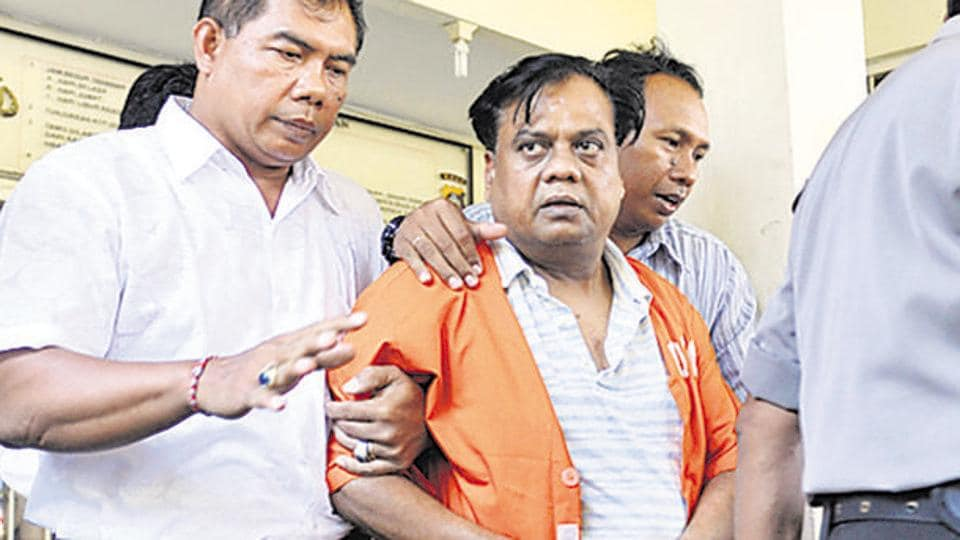 Gangster Chhota Rajan is in custody following his deportation from Indonesia in 2015.