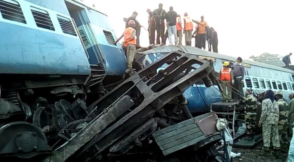 Train safety,Indian Railways,Hirakhand Express