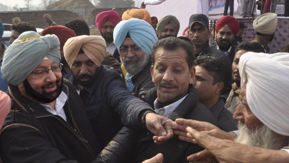 Punjab polls,Captain Amarinder Singh,sops