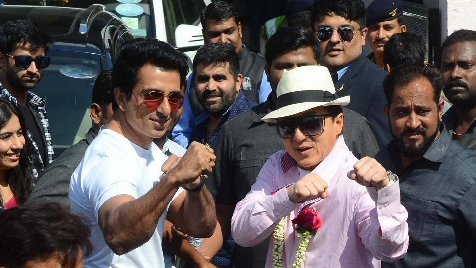 Jackie Chan's Rumble in the Bronx director Stanley Tong has helmed Kung Fu Yoga. (Pramod Thakur/HT PHOTO)
