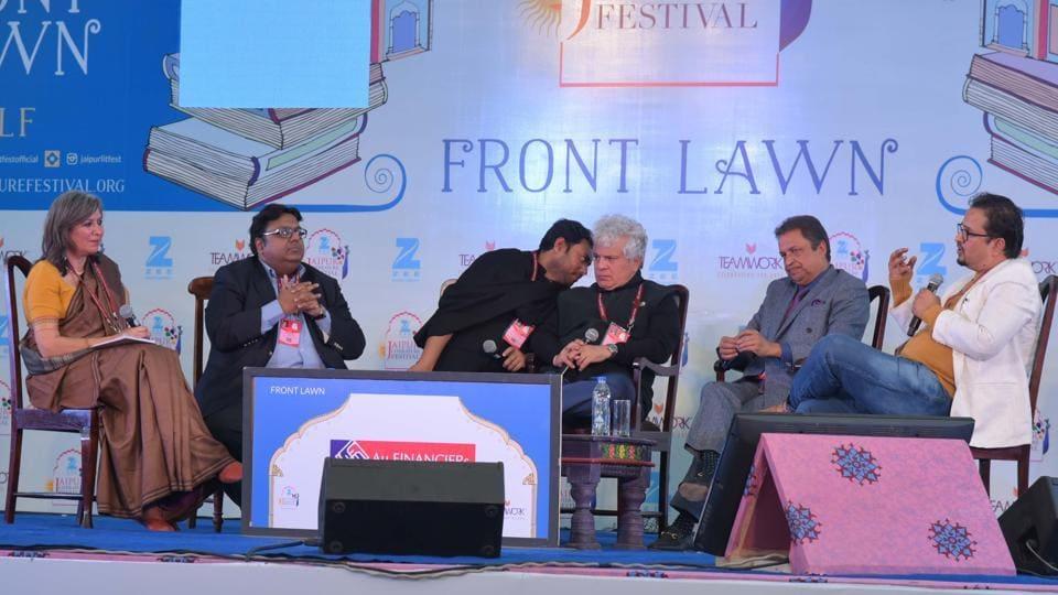 Jaipur Literature Festival,JLF,JLF 2017
