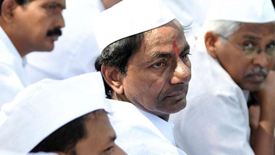 Tirupati,Telangana,K Chandrashekhara Rao