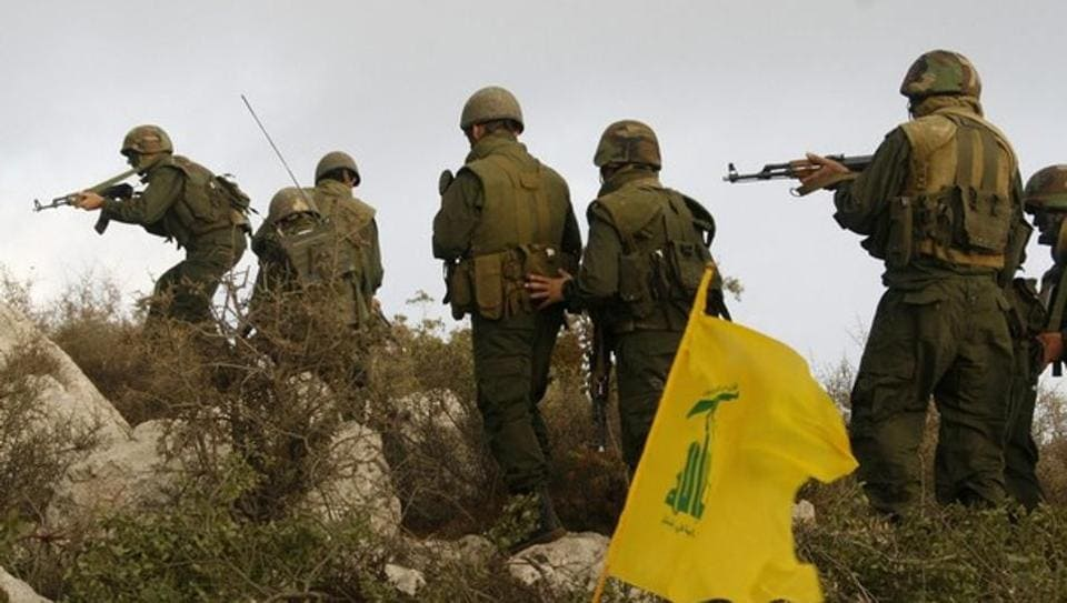 Syrian army,Hezbollah,Syria