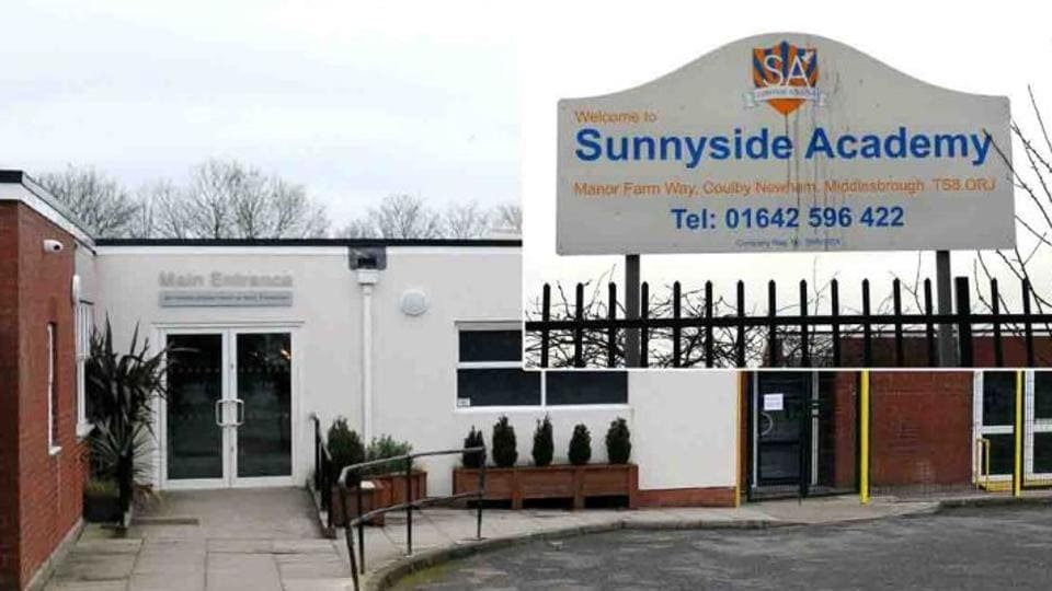 """The mother of the boy complained to Middlesbrough's Sunnyside Academy School over the alleged incident, which she claims has """"traumatised"""" her son."""