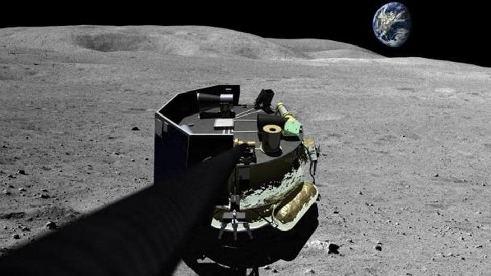 The students will send a canister aboard an Indian lunar lander that is set to launch this year.