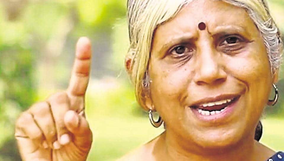 Activist Bela Bhatia