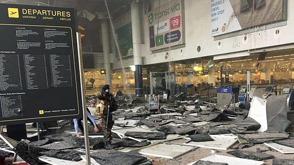 Brussels,Brussel aiport attack,Belgium
