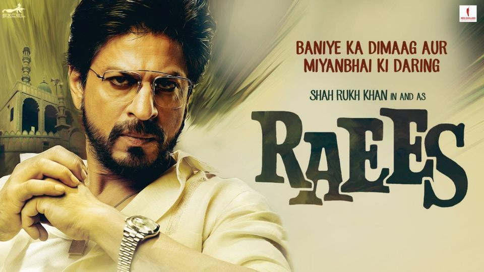 Shah Rukh Khan's Raees will hit the screens on January 25, 2017.