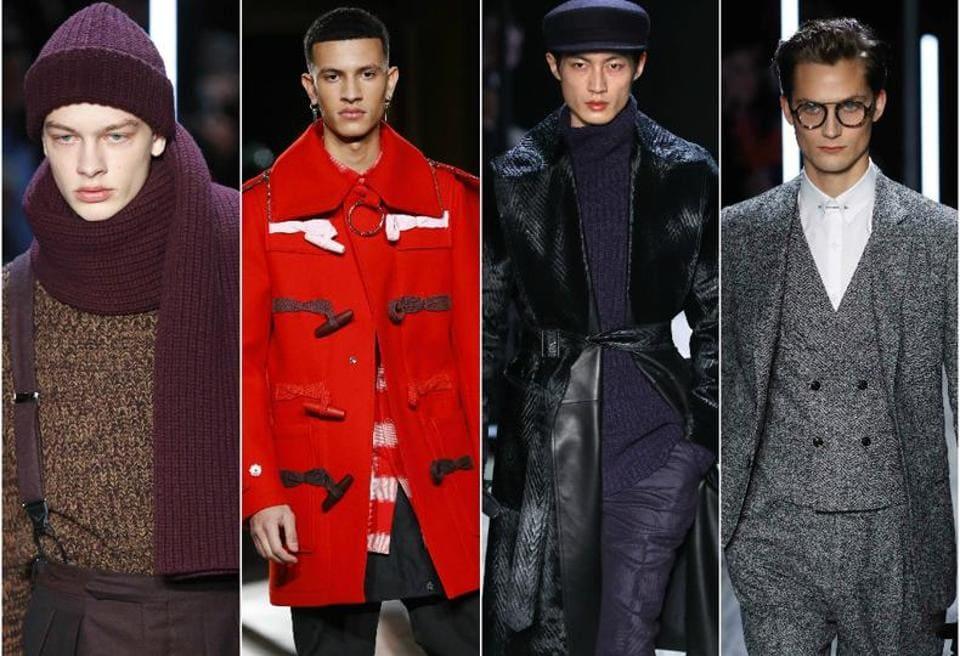 Paris Fashion Week,Fashion Trends,Men's Fashion