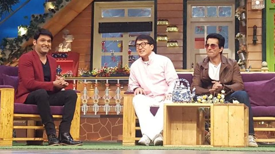 In a short promo released by Sony TV, Jackie Chan turns the table on the host and asks him a question that even Kapil would not have expected.