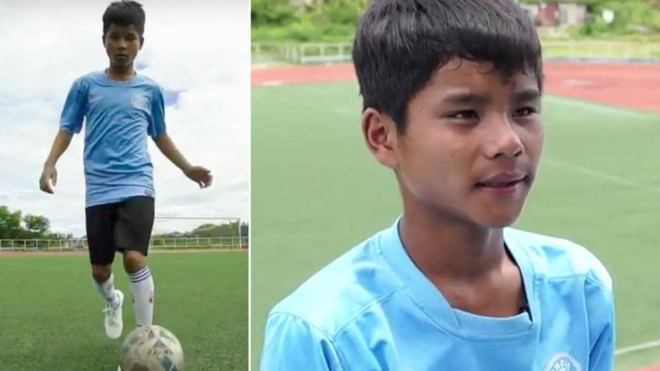Messi,Lalchungnunga Chhangte,Bundesliga