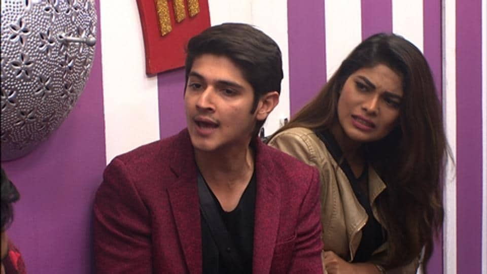 Lopa and Rohan play the spoilsport in Bigg Boss house.