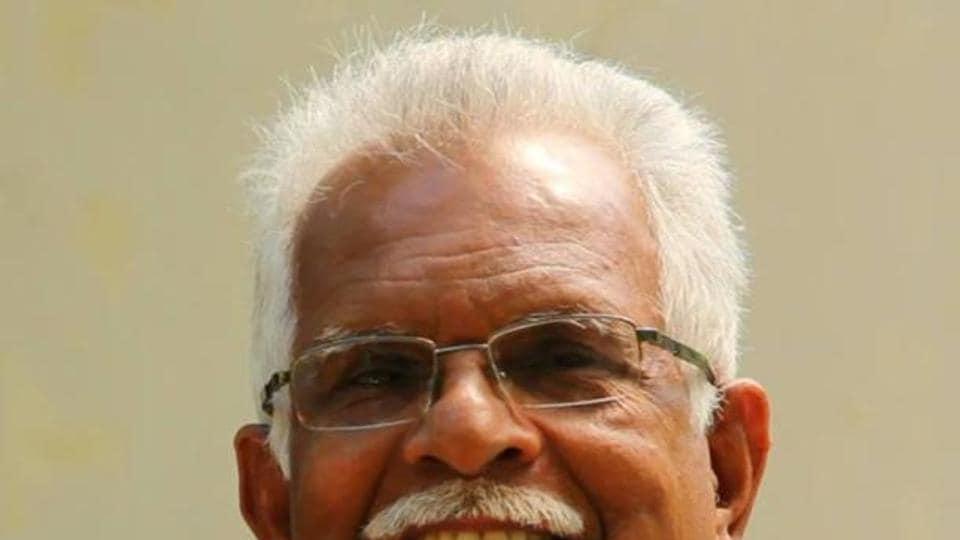 K N Ramachandran