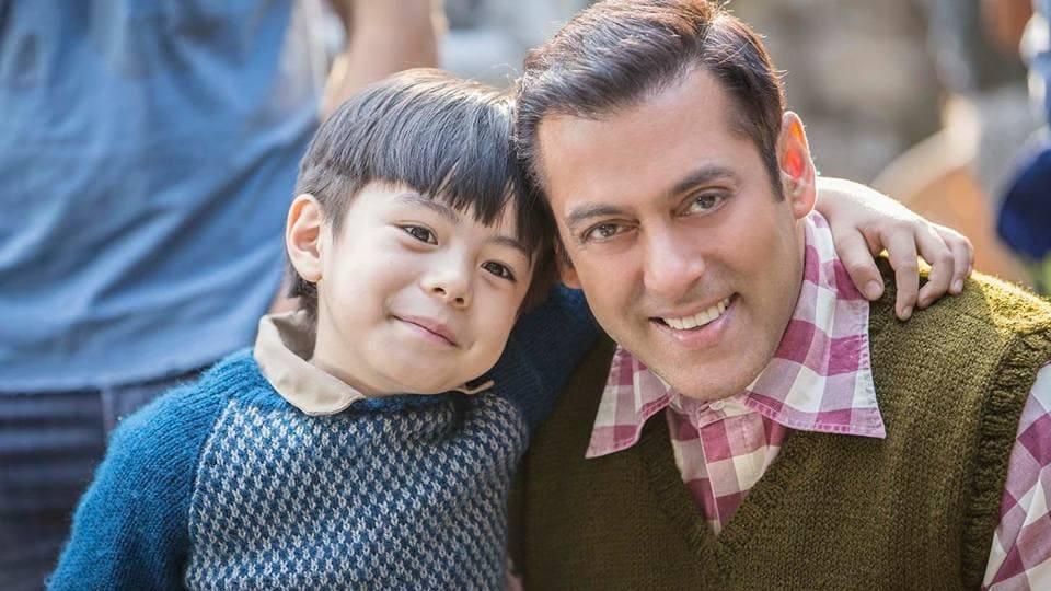 Salman Khan will soon be seen in Tubelight.