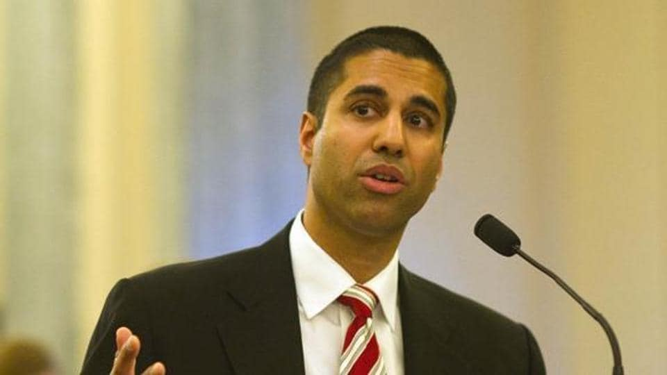 """President Donald Trump has picked a fierce critic of the Obama-era """"net neutrality"""" rules to be chief regulator of the nation's airwaves and internet connections."""