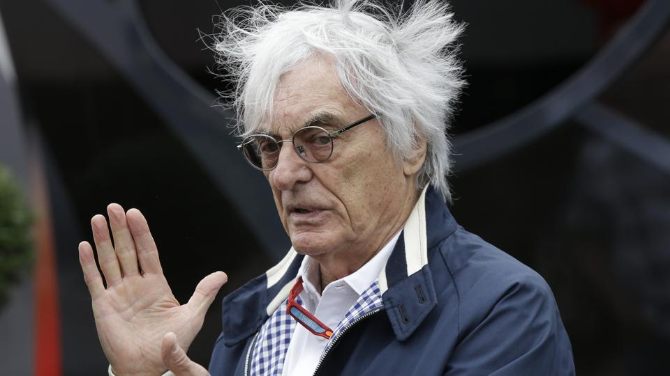 Bernie Ecclestone, 86, was chairman of Formula One for 40 years. He will no become Chairman Emeritus of the motorsports body.