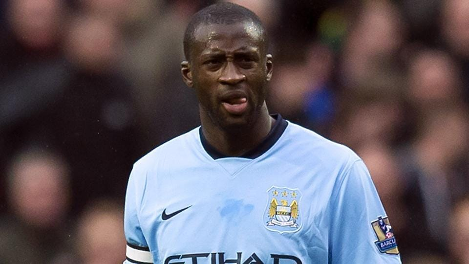 Yaya Toure, who is out of contract in June, was frozen out of Manchester City's squad earlier this season following a spat between the manager Pep Guardiola and his agent.
