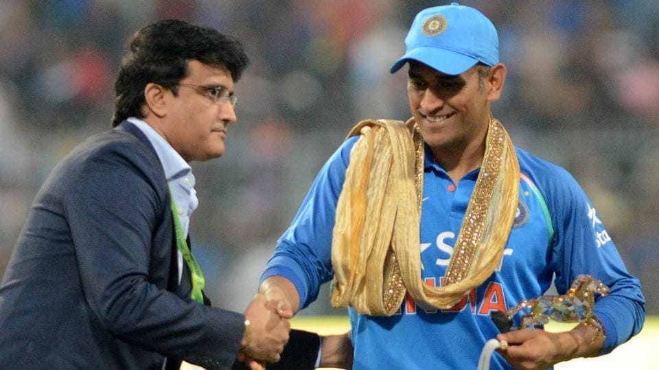 Mahendra Singh Dhoni, who led the team to two World Cups, has been cleared by the government for the Padma Bhushan.