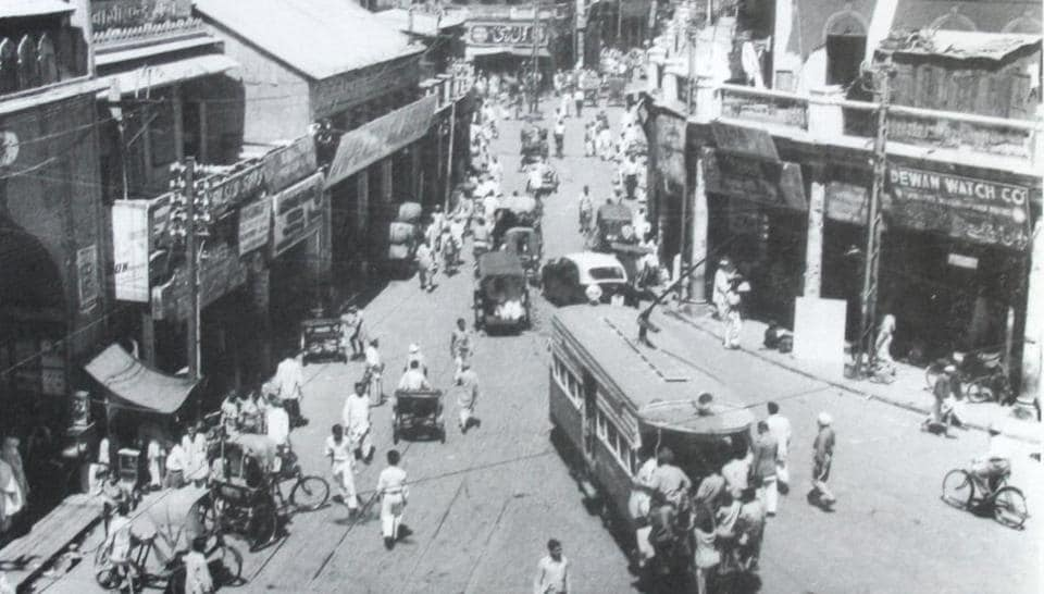 The revival of trams in the Walled City is part of the Shahjahanabad redevelopment plan.
